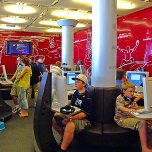 Интернет-кафе Висима