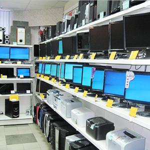 Компьютерные магазины Висима