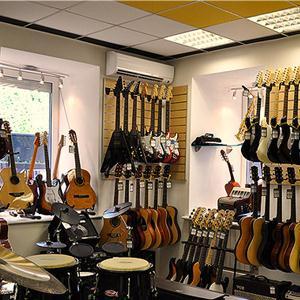 Музыкальные магазины Висима