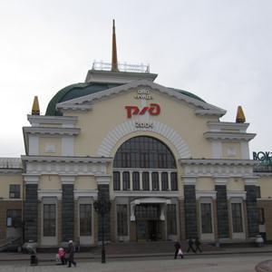 Железнодорожные вокзалы Висима